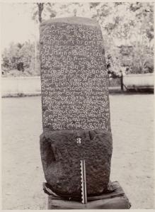 Kawi Inskripsi Candirenggo; Singosari; Malang03