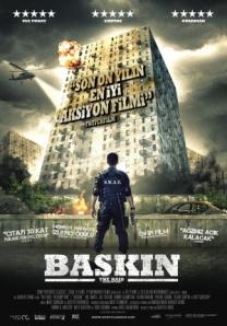 Turkey version of The Raid Poster Film