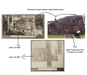 Perbedaan antara Batu Pahit dengan Batu Sungai Tekarek (OD-3897)